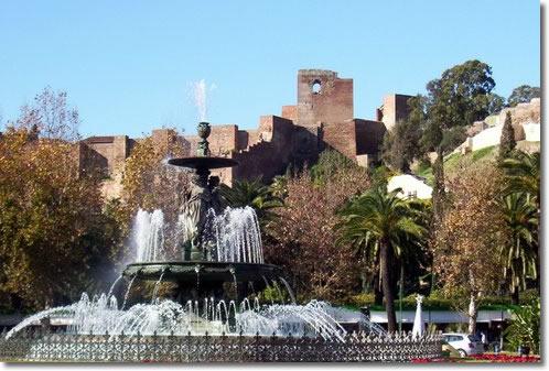 malaga-castillo-gibralfaro