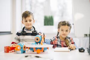 robotica niños malaga